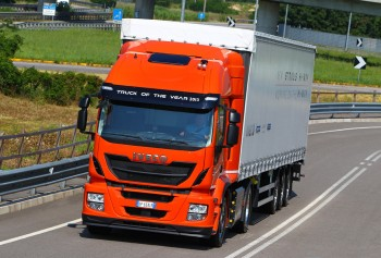 Iveco Stralis Natural Power Евро-6