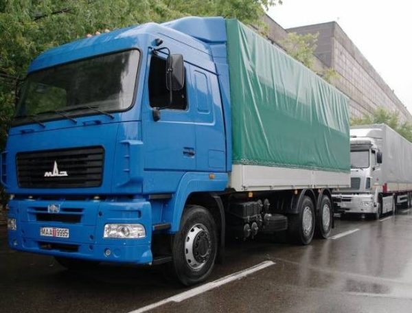 В ВАО Москвы изменится схема движения грузовиков