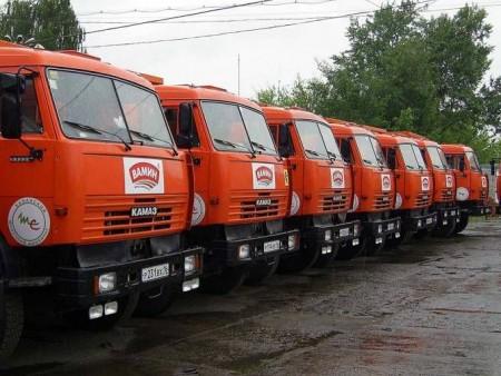 Март 2015. Объем продаж грузовиков сократился вдвое