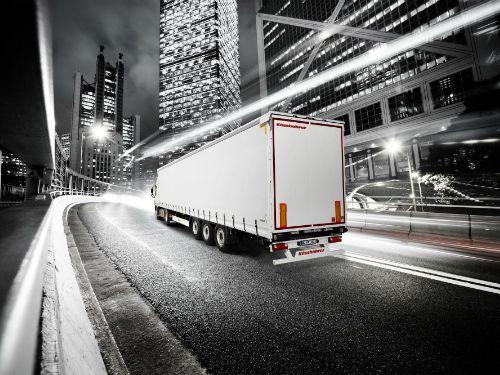 Kässbohrer покажет свою продукцию на выставке Transport Logistic