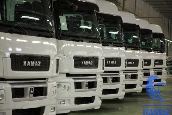 Июнь 2015. Российский рынок грузовых автомобилей.