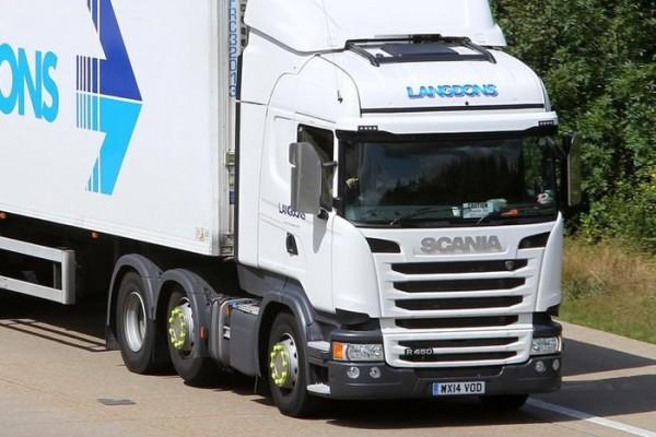 Scania R450 получила титул лучшего грузовика для автопарка