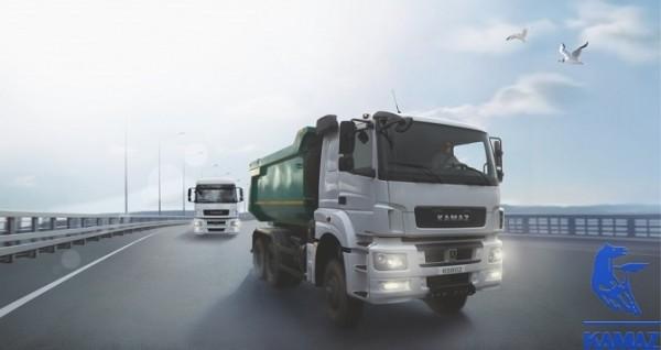Июль 2015. Российский рынок грузовых автомобилей.