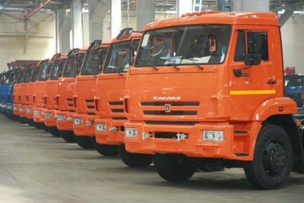 Август 2015. Российский рынок грузовых автомобилей.