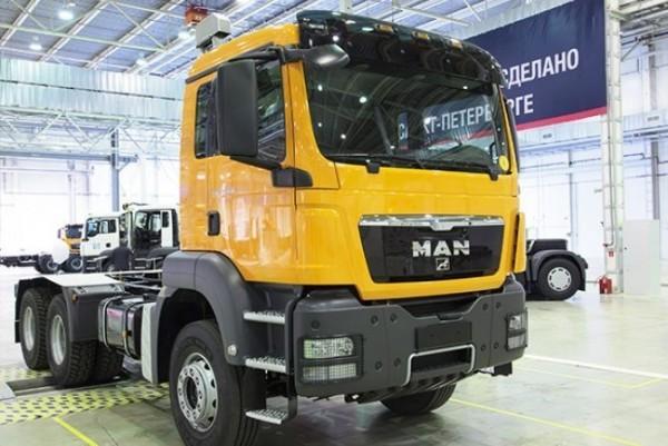 Грузовики Scania и MAN в России будут собираться на одной площадке