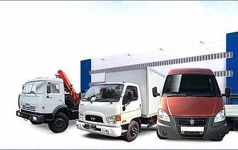 Продажи грузовиков в апреле снизились на 62%