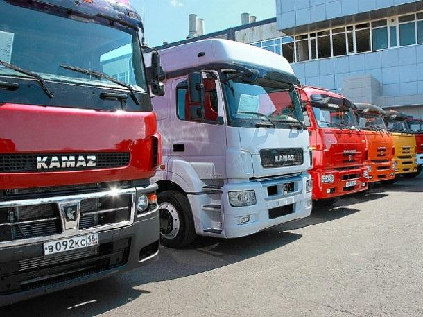 Российский рынок грузовых автомобилей в феврале 2016 года