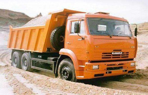 Минтранс намерен ограничить перевозку сыпучих грузов по автодорогам