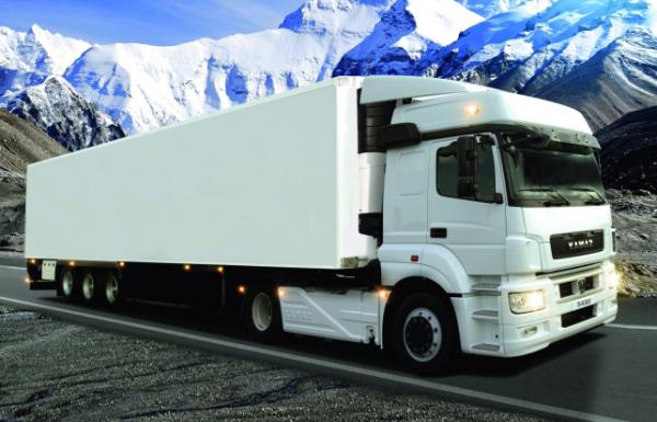 Российский рынок грузовых автомобилей в марте 2016 года