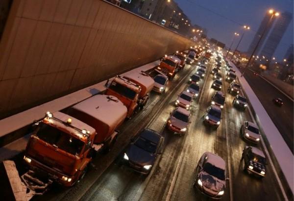 Интеллектуальная транспортная система обошлась Москве в 10 млрд рублей