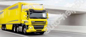 Ремонт грузовиков DAF CF