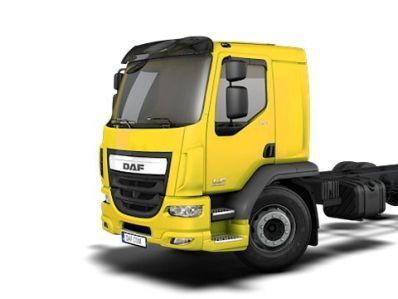 DAF серии LF Euro5 варианты кабины