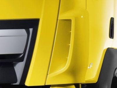 DAF серии LF Euro 5 дизайн