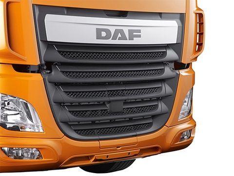 DAF CF Евро 6. Внешний дизайн