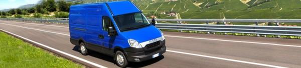 Новый Iveco Daily фургон