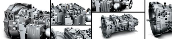 Iveco Eurocargo. Силовая линия