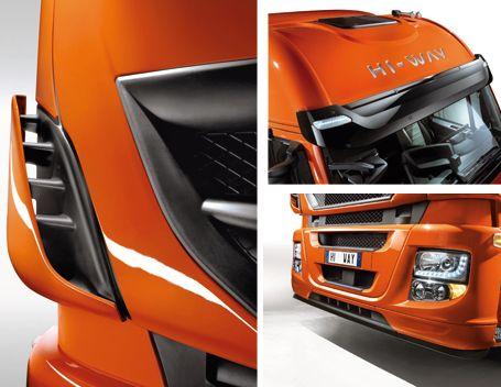 Iveco Stralis HI WAY внешний дизайн