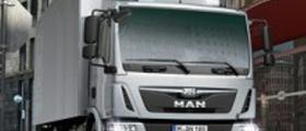 Ремонт грузовиков MAN TGL