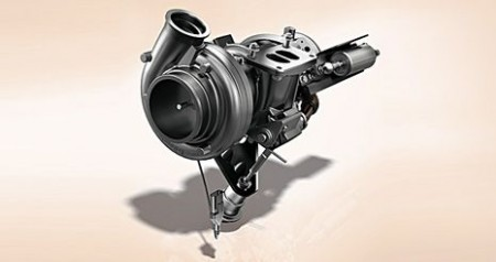 Mercedes-Benz Axor. Моторный тормоз Turbobrake