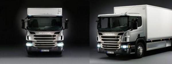 Scania серии P