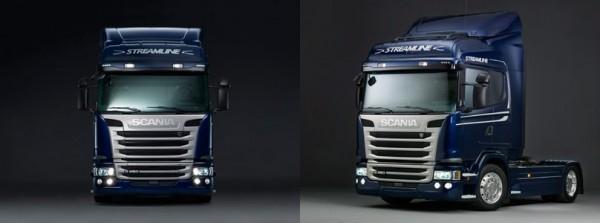 Scania серии G