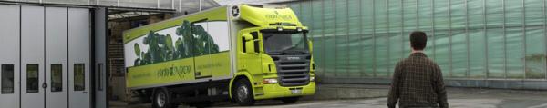 Scania. Контроль температуры