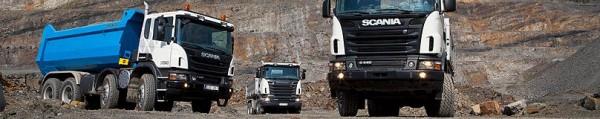 Scania. Бездорожье
