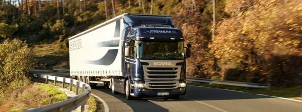 Scania. Магистральные перевозки